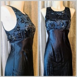 ALL THAT JAZZ Satin Dress NWOT 13 junior